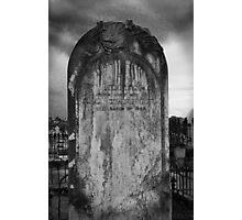 Maitland Cemetery #10 Photographic Print