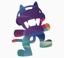 Monstercat Color Prism Kids Clothes