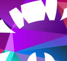 Monstercat Color Prism Sticker