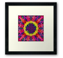 Quincunx Framed Print
