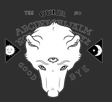 Ouija Wolf  by T0T0DILES