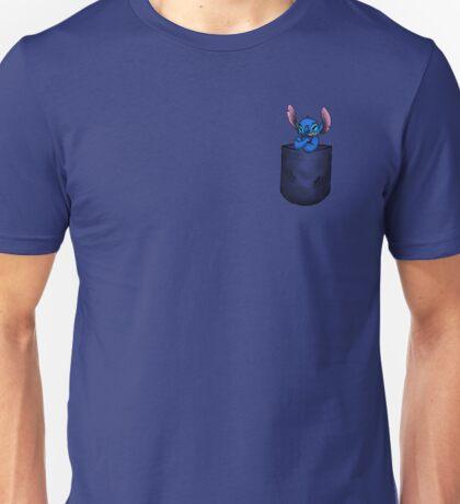 Pocket Stitch Unisex T-Shirt