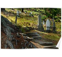 Walhalla Cemetery Poster