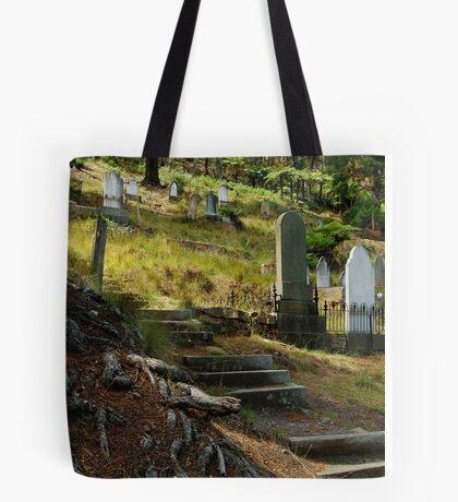Walhalla Cemetery Tote Bag