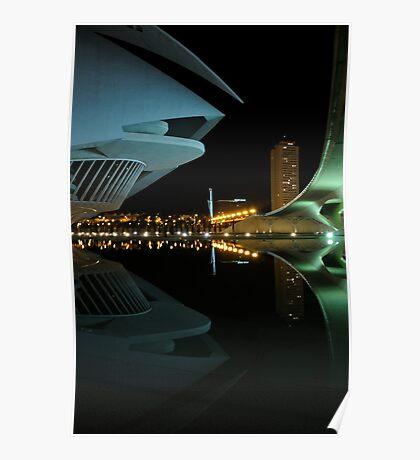 Bridge and Palau - CAC Poster