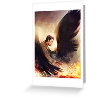 Perdition Greeting Card