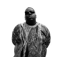 Notorious B.I.G - Biggie by albertkornas