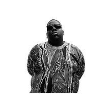 Notorious B.I.G - Biggie Photographic Print