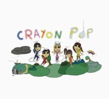 Super Crayon Pop Kids Clothes