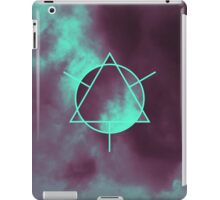 Geometry and Colors V iPad Case/Skin