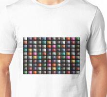 Beautiful Cushions/ Colours Abound  Unisex T-Shirt