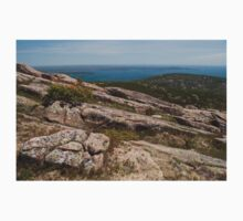 Rocky Coastal Terrain, in Maine  Kids Clothes