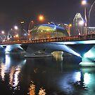 Singapore by night 4 by Adri  Padmos