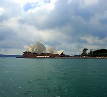 Sydney Opera House by jrfphotography