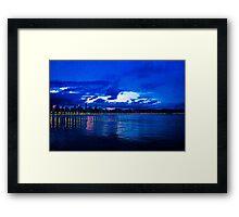 Brazillian Beach Framed Print