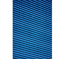 Corporate blues Photographic Print