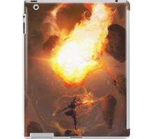 Fireball iPad Case/Skin
