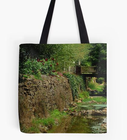 Stringers Creek, Right Hand Branch, Walhalla Tote Bag