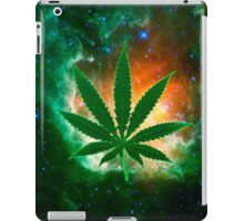 Attack of the Space weed iPad Case/Skin