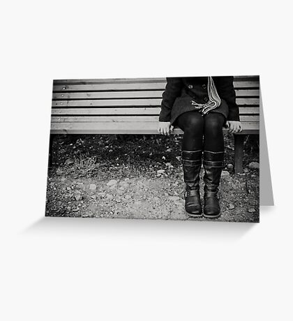 place for you Greeting Card