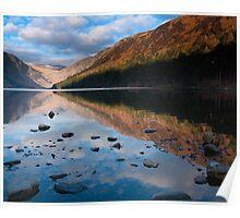 Mystical Lake Poster