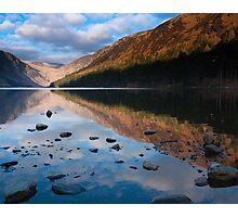 Mystical Lake Photographic Print
