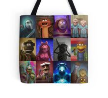 Muppet Maniacs Series 1 Tote Bag