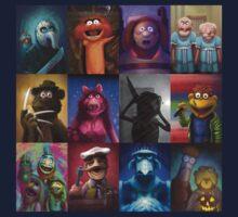 Muppet Maniacs Series 1 Kids Tee