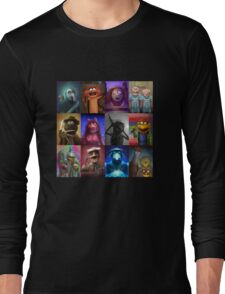 Muppet Maniacs Series 1 Long Sleeve T-Shirt
