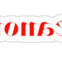 Nonac/Canon Halftone Mirror Sticker