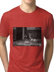 Waiting Tri-blend T-Shirt