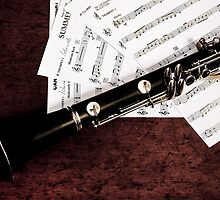 The Clarinet by Charles Plant