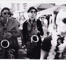 saxophonists by steve35mm