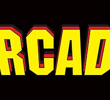 Arcade Retro by monsterplanet
