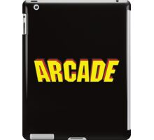 Arcade Retro iPad Case/Skin
