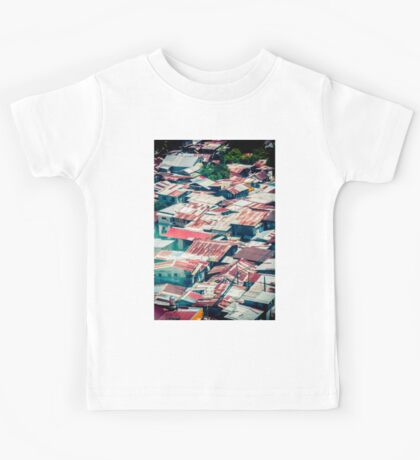 Tin Roofs Kids Tee