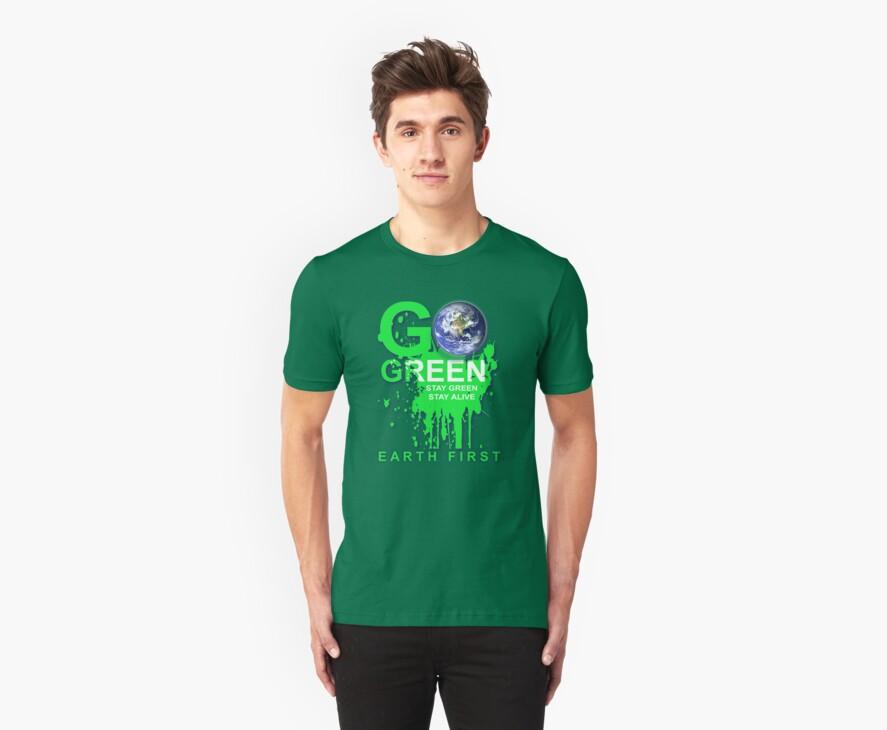 go green by redboy