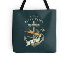 Anchor | Petrol Grey Tote Bag