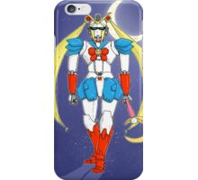 Sailor Moon Gundam iPhone Case/Skin