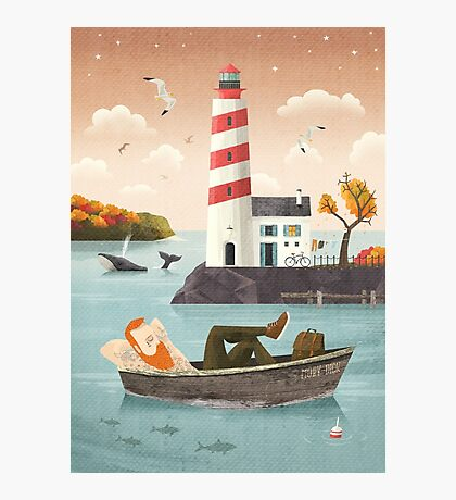 Lighthouse Photographic Print