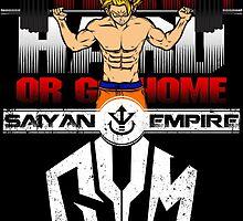 empire's gym by MAKTM