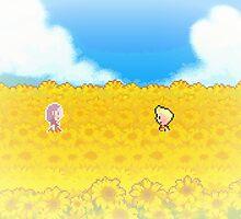 Sunflower Fields - Mother 3 by FormalComplaint