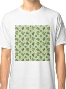 S/S 2015 - Cartoony Cacti Classic T-Shirt