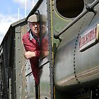 Henbury at Bristol dockside railway by buttonpresser