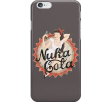 Nuka Cola Logo iPhone Case/Skin