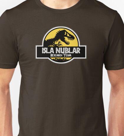 Isla Nublar Research Team Unisex T-Shirt