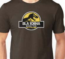 Isla Sorna Research Team Unisex T-Shirt