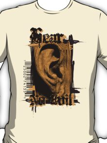 Hear No Evil T-Shirt