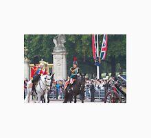 Princess Anne on horseback Unisex T-Shirt