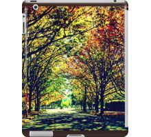 Autumn In Canberra iPad Case/Skin
